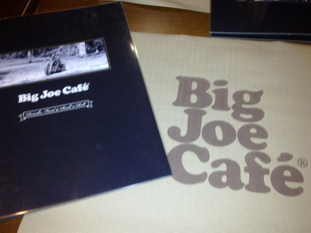 Big Joe Café: Local made in USA (3/6)