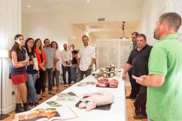 Presentación de los productores Asturianos (Fuente: Naguar)