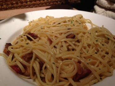 Linguini Trentino