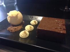Leche cacao avellanas y azucar