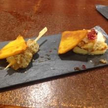 Bocado asturiano - Mesón la Rueda