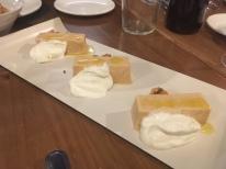 Nuestro pastel de centollo
