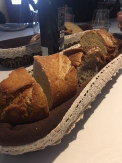 Panes de sarraceno, escanda y brioche