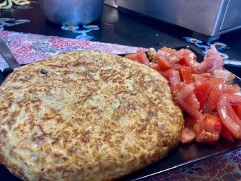 Tortilla de sardinilla